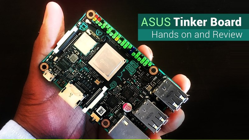 ASUS Tinker Board - Hands on
