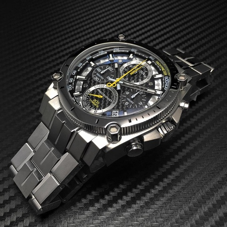 Bulova Precisionist Champlain chronograph