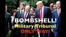 WOW! President Trump Russian President Putin Only way to Stop DeepState/NWO BY Military Tribunal