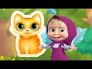 Маша и Медведь ИГРА В СЛОВА / Новые серии про Машу и Медведя / Мультфильмы 2018