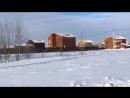 Расширяем дороги после снегопада!