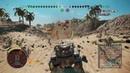 Затащил FV215b на карте Песчаная река WoT PS4