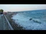Море волнуется...Крым, Симеиз 07.2017 (мое видео:))