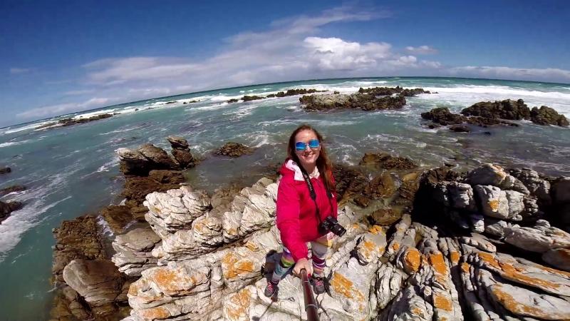 Cape Agulhas, мыс Игольный, Южная Африка