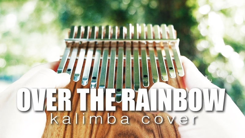 Some where over the rainbow (kalimba cover)