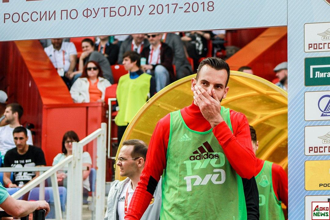 Гилерме. Фото: Дмитрий Бурдонов / Loko.News