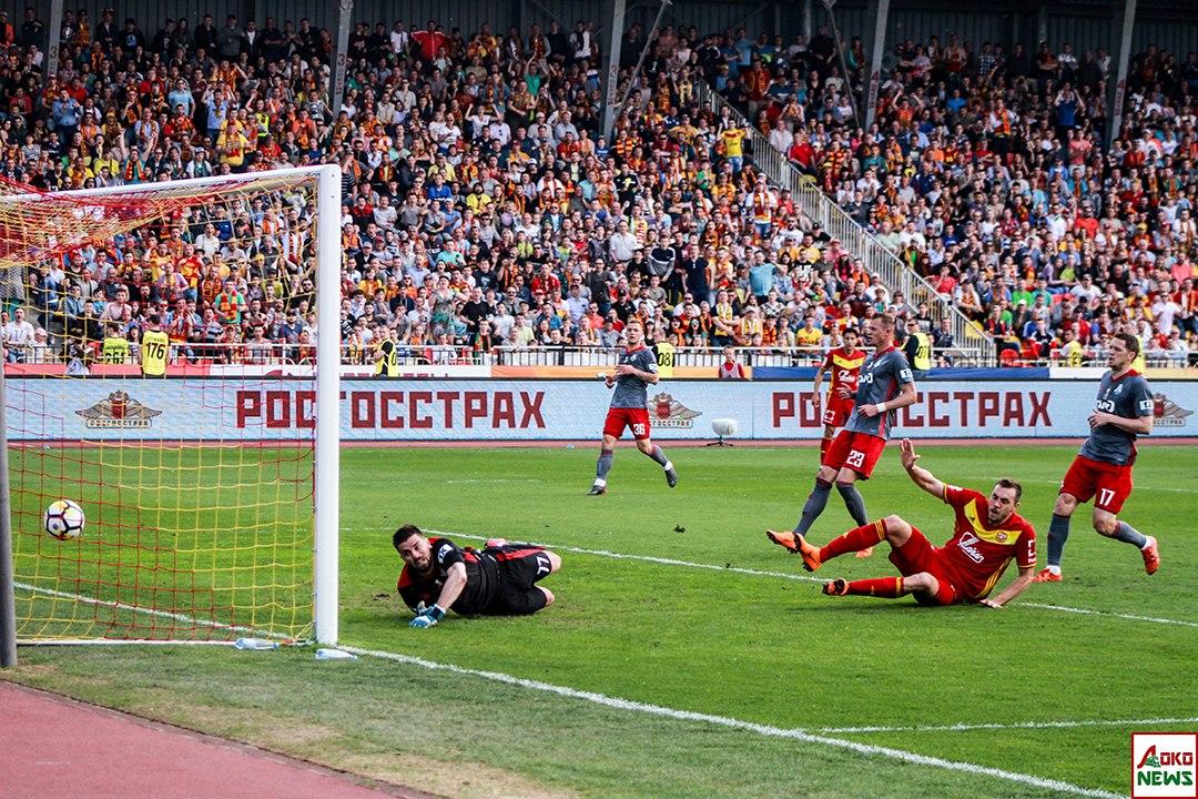 Артём Дзюба. Фото: Дмитрий Бурдонов / Loko.News