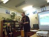 Владимир Шамов читает свой рассказ-легенду о Проходящем.