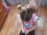 Прическа Бантик для девочек за 5 минут!