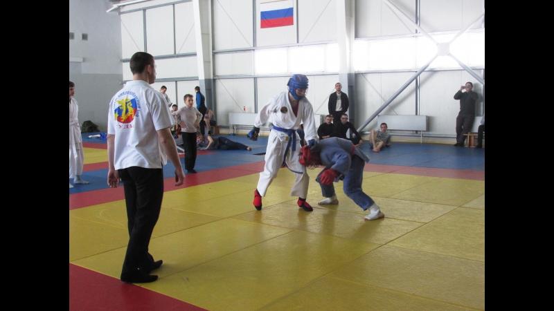 Соревнования по АРБ в г. Губкине 18.03.18