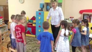 Занятие Климчук И.П. ДС110 Калининград Знакомство с профессиями