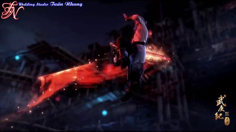Легенда о Ву Гене - Непокорный воле богов второй сезон 21 серия оригинал