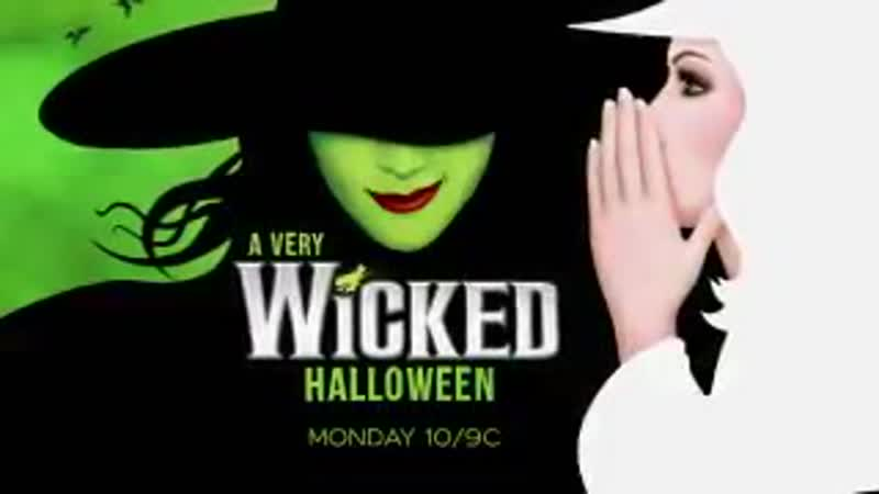 Its gonna be A Very Wicked Halloween. Dont miss Wicked15 Monday at 10_9c on NBC! httpst.co_Rb6