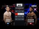 Fight Night London Danny Henry vs Hakeem Dawodu