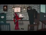 [Супергеройский Блог] Веном сожрал Дэдпула!