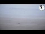 Уничтожение вертолёта МИ-24 ВКС РФ с помощью ПТРК