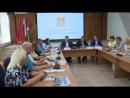 Встреча министра ЖКХ Московской области с общественниками Талдомского городского округа