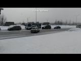 Гонщик в Красносельском (23.02.2018)