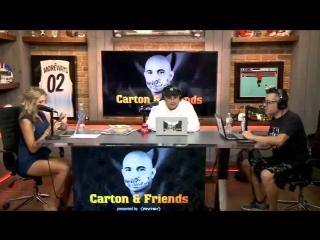 Carton & Friends, EP 96: Shooting At Madden Tournament, NFL Preseason Week 3, Yankees!