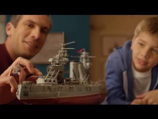 Линкор «Севастополь» - сборная модель от ДеАгостини