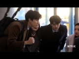180425 @ BUSTED! (Netflix) / EXO Sehun