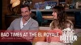 Bad Times at the El Royale Jon Hamm and Dakota Johnson