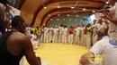 Capoeira Senzala Mestre Torneiro RODA 1.0