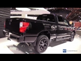 2018 Nissan Titan XD - Exterior and Interior Walkaround - 2018 Detroit Auto Show