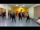 New Step Group - Waacking
