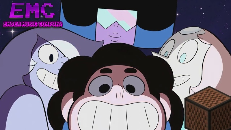 Full Version We Are The Crystal Gems Noteblock remake by EMC