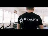RealFit - 5 упражнений для тренировки мышц спины