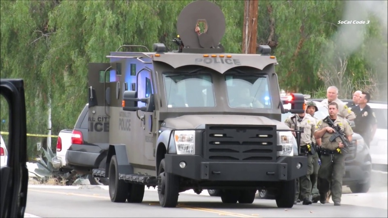 Lincoln Acres: Attempted Murder Suspect Standoff 4/2/2018