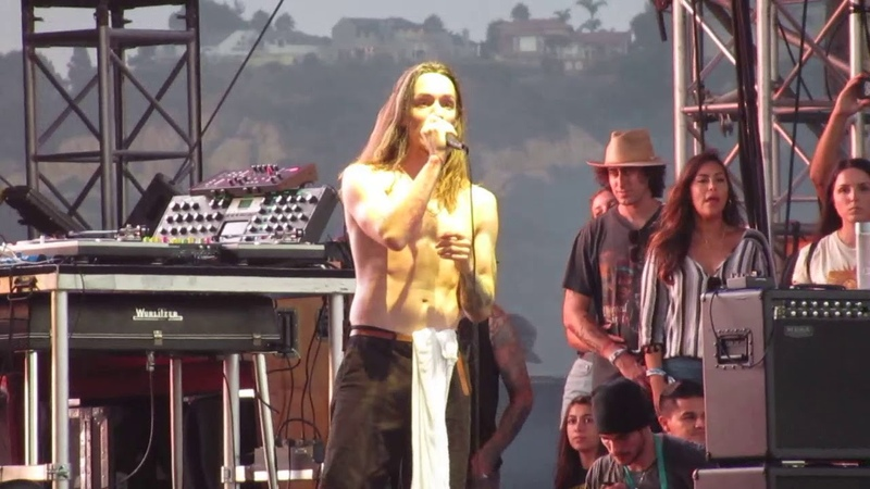 Incubus Nice to Know You @ Kaaboo 2018