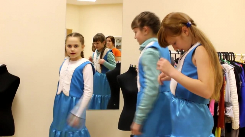 КидБург Владивосток - Игротека Дом мод - Зимний показ