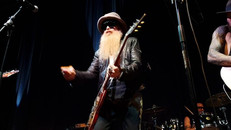 Billy F. Gibbons w Supersonic Blues Machine - Going Down (Casino Zollverein, Essen, 11.07.2018)