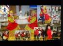 ЗА КАДРОМ! ИСПЫТАНИЕ ЛЮБОВЬЮ - ансамбль В Мире Танца ТГУ, Пушкинская библиотека по Тургеневу 15.11.18