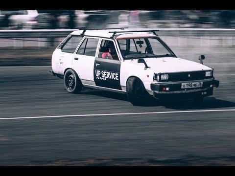 Toyota Corolla Wagon ke74 3SGE Drift