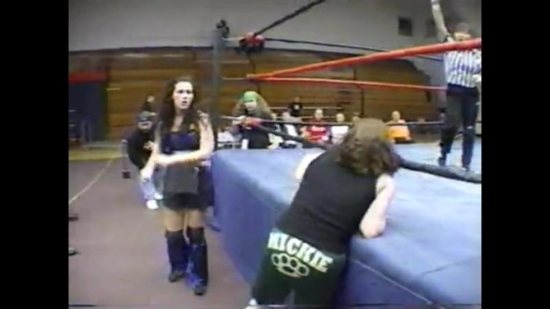 IWA-EC Battle Of The Butchers (05.10.2004) Part 1
