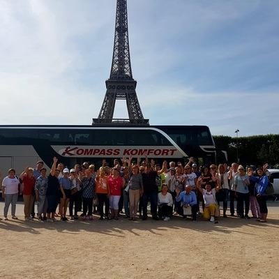 Как выбрать автобусные туры по Европе