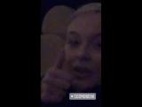 Zara on Olivias Story of Instagram (10th january 2018)