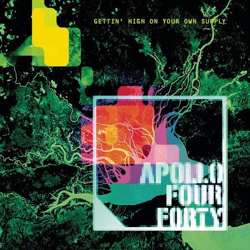 Apollo 440 альбом Gettin' High On Your Own Supply