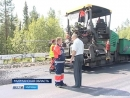 Большая карта дорожных ремонтов Участок между Пиренгой и Ковдором готовится порадовать автомобилистов