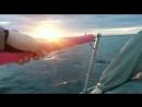 Маршрутная гонка, яхта Ока