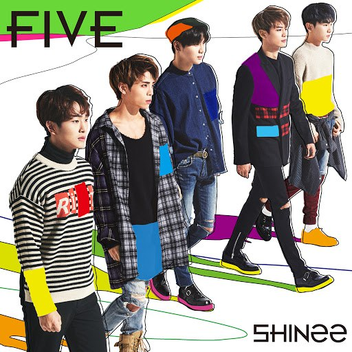 SHINee альбом Five