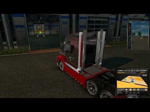 Euro Truck Simulator 2v 1 30 1 19s обзор мода Scania Stax смотреть онлайн без регистрации