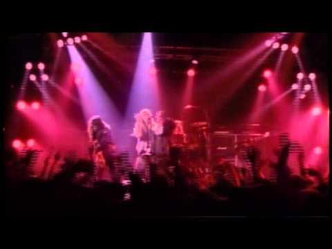 KIX - Blow My Fuse (Music Video) HQ
