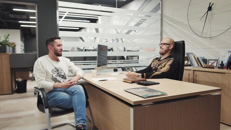 Говорим про маркетинг с Иваном Серебренниковым