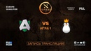 Alliance vs Kinguin, DAC EU Qualifier, game 1 [GodHunt, Smile]