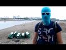 Известный на всю страну челябинский Чистомэн убрал мусор на пляже Уфы