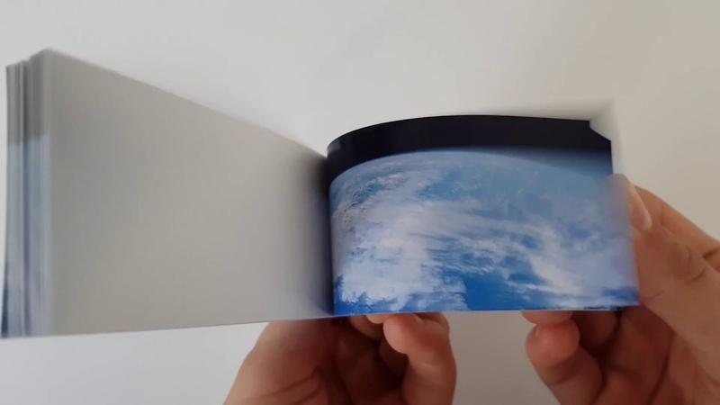 FlipBook - Станция МКС